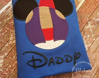 Aladdin Inspired Mouse Custom embroidered Disney Inspired Vacation Shirts for the Family! 33