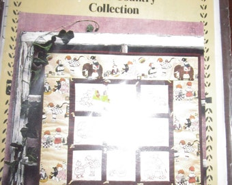 Donna's Country Collection Wall Quilt
