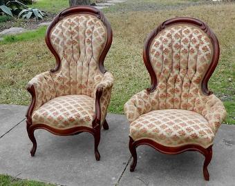 Ornate chair | Etsy