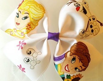 Boutique Spring Fever Slide Hairbow