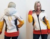 Guardian Angel --Handmade Anti-Pill Fleece Hoodie / Sweatshirt