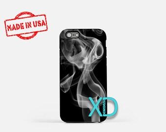 Smoke iPhone Case, Cigar iPhone Case, Smoke iPhone 8 Case, iPhone 6s Case, iPhone 7 Case, Phone Case, iPhone X Case, SE Case Protective