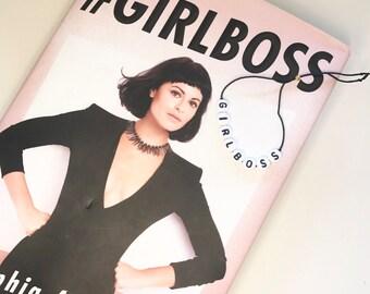 Girl boss bracelet, Letter beads, Silk string bracelet, custom bracelet, Boss lady, Women empowerment, dainty, minimal, to wear everyday