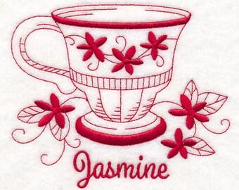 JASMINE TEA TOWEL
