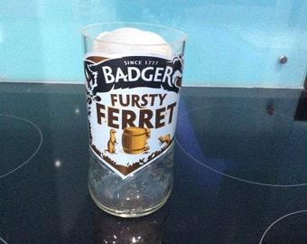 Badger Fursty Ferret Beer Glasses (Recycled Bottle) price for 1