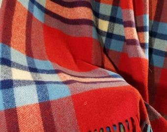 TROY ROBE WOOL Blanket