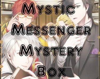 ON SALE! Mystic Messenger Mystery Box