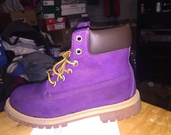 Dyed timberlands (adult)