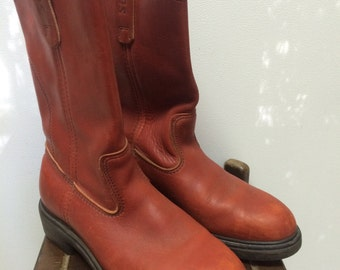 Pecos red wing boots