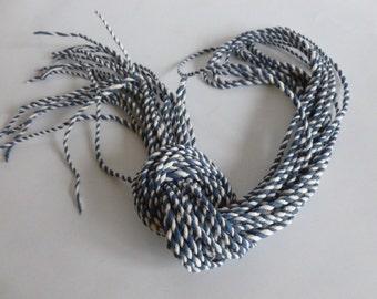 Handmade paper string 10 lengths