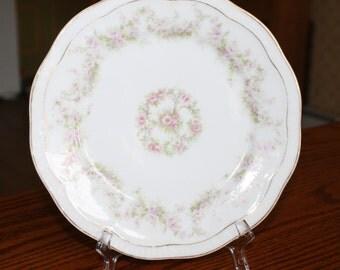 Vintage Orleans Z.S. & C Bavaria Salad Plate