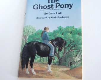 Vintage Children's Book, The Ghose Pony