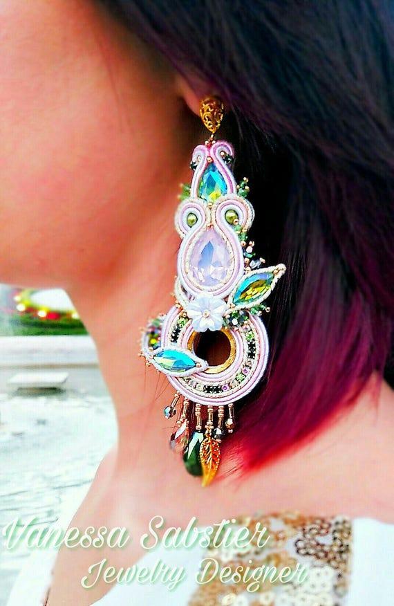 Earrings Daphne