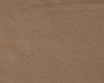 """42"""" Costume Suede in Latte Brown"""