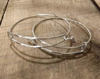 Bangle Blanks for Charm Bracelet