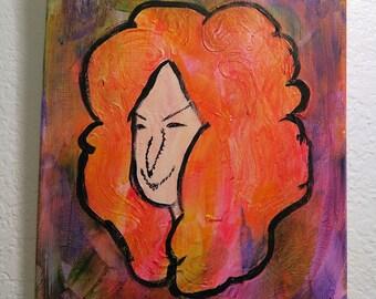 Big Orange Hair, Don't Care