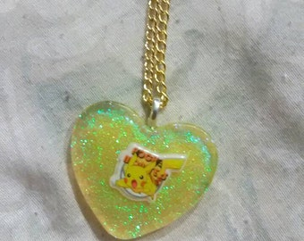 Pikachu necklaces