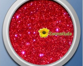 1/2 Ounce Reddest Red Cosmetic Glitter