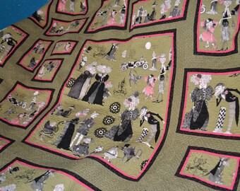 ghastlies quilt or large lap quilt
