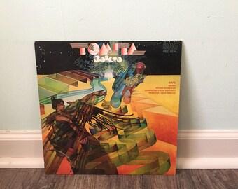 """Tomita """"Bolero"""" vinyl record"""