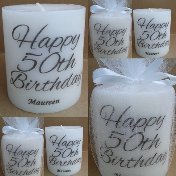 50th Birthday Party Decorations 50th Birthday Favors