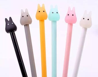 Bunny Gel Pen .5mm Black P5408T
