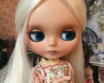 Factory Custom Blythe Doll Suntan Skin