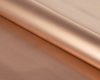 Rose Gold/Copper Uncoated Wrapping Paper 80gsm