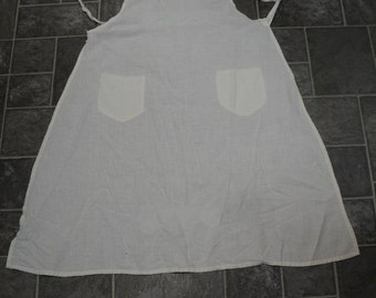 Two Vintage Aprons