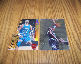 2 Vintage Horace Grant (Orlando Magic) Insert Cards