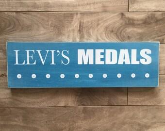 Custom medal hanger - personalized