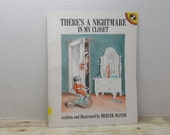 There's A Nightmare in My Closet, 1976, Mercer Mayer, vintage kids book