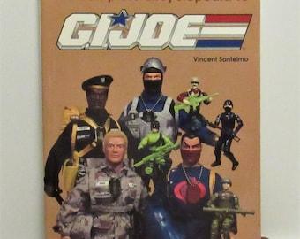 G.I. Joe, The Complete Encyclopedia, 1993, Vincent Santelmo (used book)