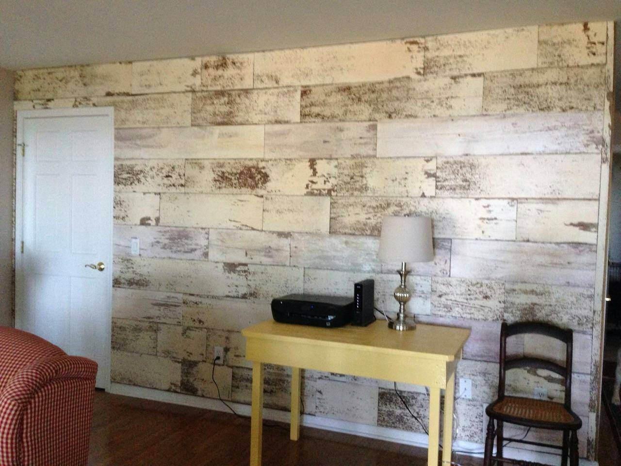 Reclaimed Shiplap Barn Wood Siding Paneling Weathered