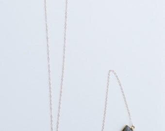 Y Shape Dagger Necklace