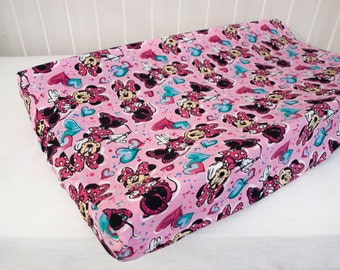 Minnie Mouse Pads Etsy