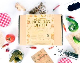 DIY Pickling Kit | Craft Gift Box
