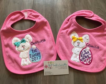 First Easter Personalized Bib (or Shirt)