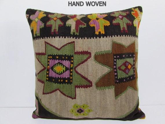 Large Brown Decorative Pillows : large throw pillow brown 24x24 extra large pillow giant pillow