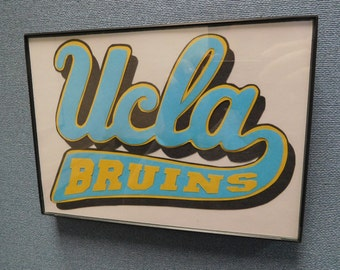 UCLA Bruins Wall Art