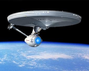 Star Trek - Enterprise print  # 2