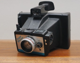 Film-tested and Working Polaroid Super Shooter