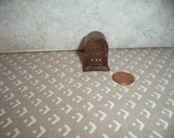 1:12 scale Dollhouse Miniature old fashion Radio
