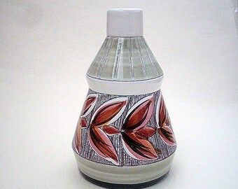 Mid Century Modern Scandinavian  table-lamp base by Ulla Ahlgren for  Nila Keramik Sweden,