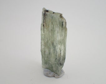 Green Kyanite Crystal | New South Wales, Australia