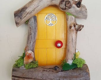 Tree of life Sedona Fairy Door Made to Order