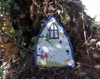 Ceramic Fairy Door - Frost Prof