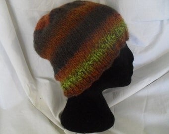 Multicoloured beanie