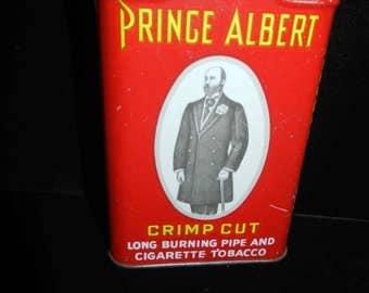Prince Albert Cigar Tins
