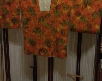 Women's fall colors michiyuki